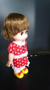 レミン ソランの服 横向き2
