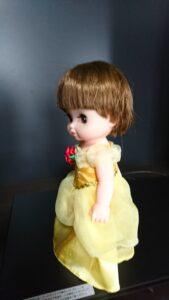 レミン ベルのドレス 横2