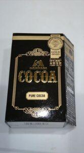 生チョコをなめらかで本格的な味に作るコツ4 純ココアを使う