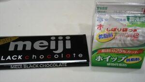 生チョコをなめらかで本格的な味に作るコツ2 チョコと牛乳の割合