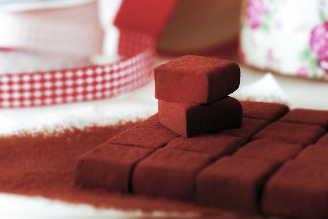 生チョコでザラザラしないなめらかになるコツとレシピ!