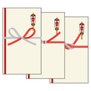 棟上げのご祝儀ののし袋や表書きの書き方について