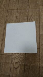 折り紙 節分の箱 ます