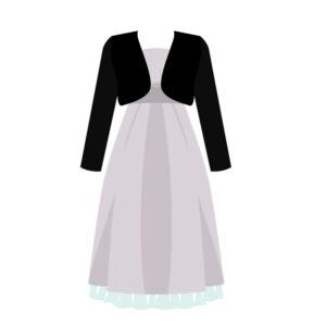 披露宴の服装で女性の平服は?友人や職場関係者なら?
