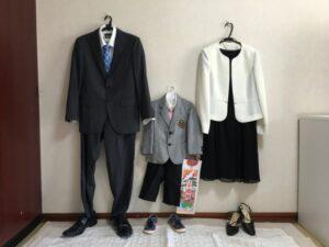七五三と入園式のママのスーツ!両方着られるようなものは?