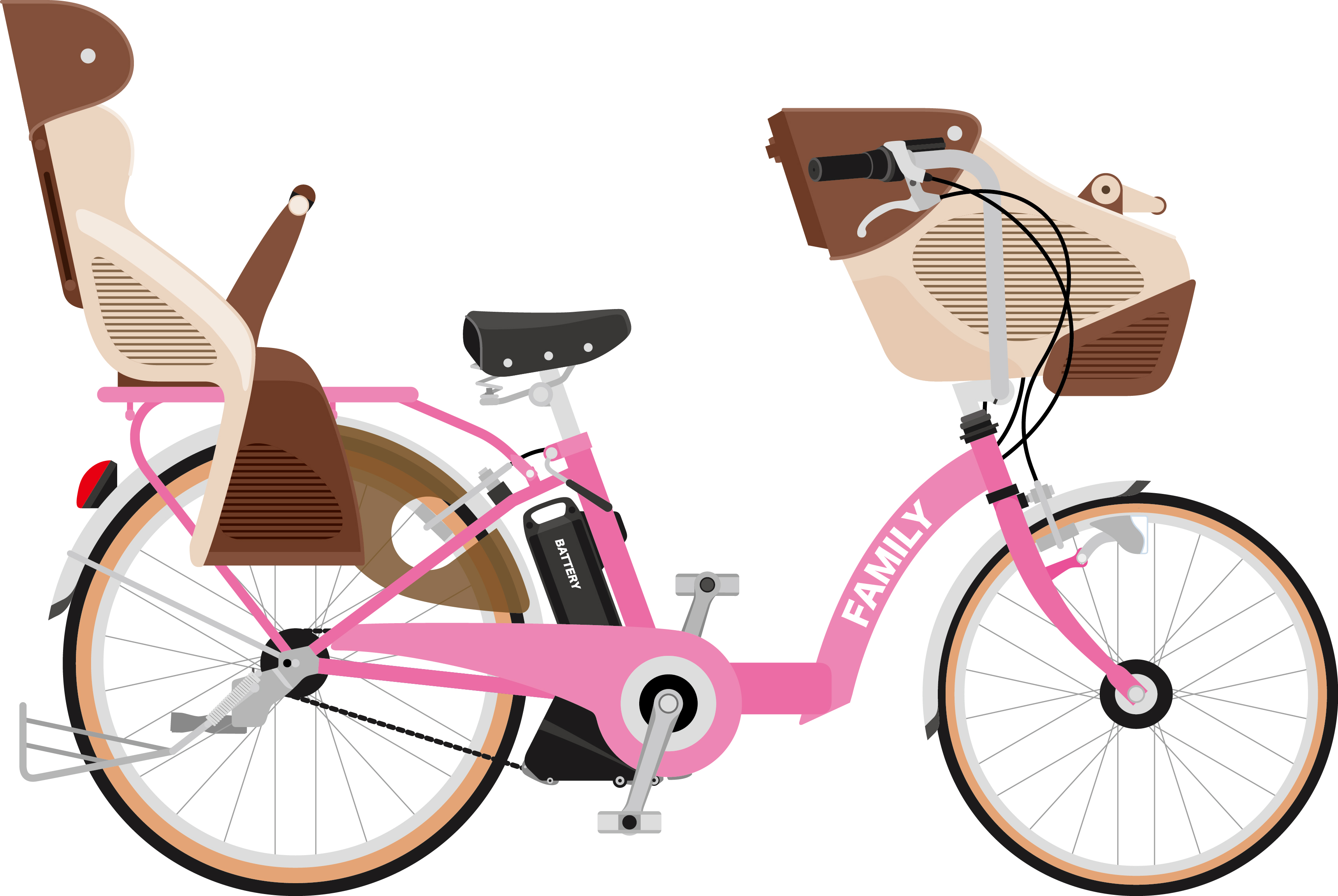 雨の日の保育園送迎を自転車で!レインコート選びやママの雨対策はこうする!