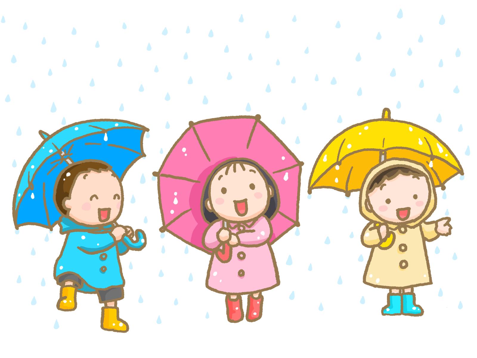 雨の日の保育園送迎で車以外ならベビーカーか自転車か徒歩どれがいい?