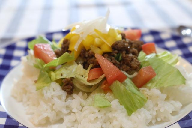 タコライスレシピで簡単子供向けに家であるもので作るには?幼児食も!