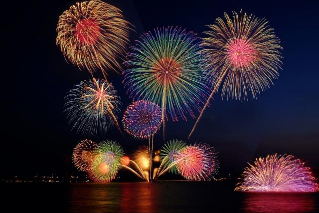 琵琶湖花火大会帰り電車の混み具合!穴場な駅や混雑回避の時間や方法を伝授!