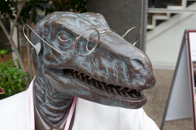 福井県立恐竜博物館の混雑時期の館内やランチやお土産屋やチケット売り場はどんな感じ?