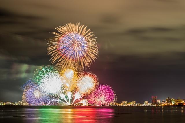 琵琶湖花火大会で子供連れで無料観覧できる場所や穴場を地元民がレビュー!
