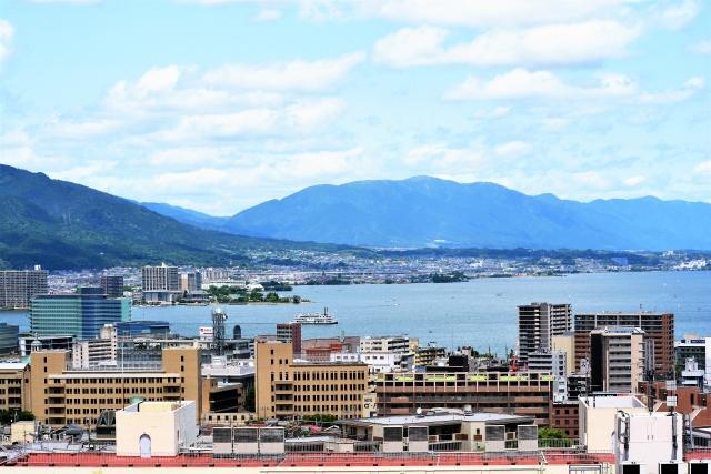 滋賀県大津の観光スポットで琵琶湖周辺にあって電車で行けるおすすめは?