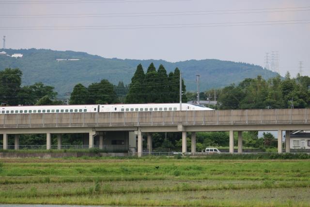 新幹線が見える場所で滋賀県なら?子供連れやドクターイエローが見たい人におすすめ6選!