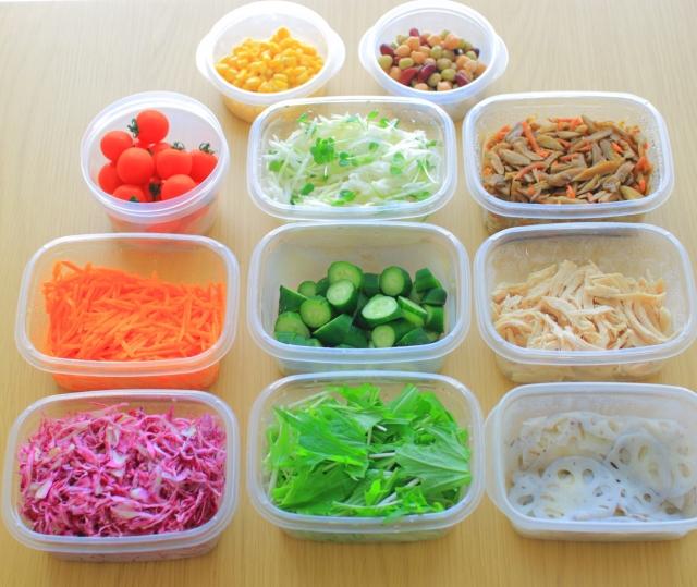 運動会お弁当のおかずで定番の副菜なら?野菜の人気レシピや避けるべきものは?