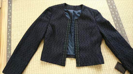 ルイルエブティックのワンピース&ジャケットアンサンブルスーツセットのジャケット