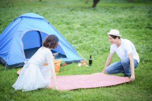 簡易テントを公園で使うなら?