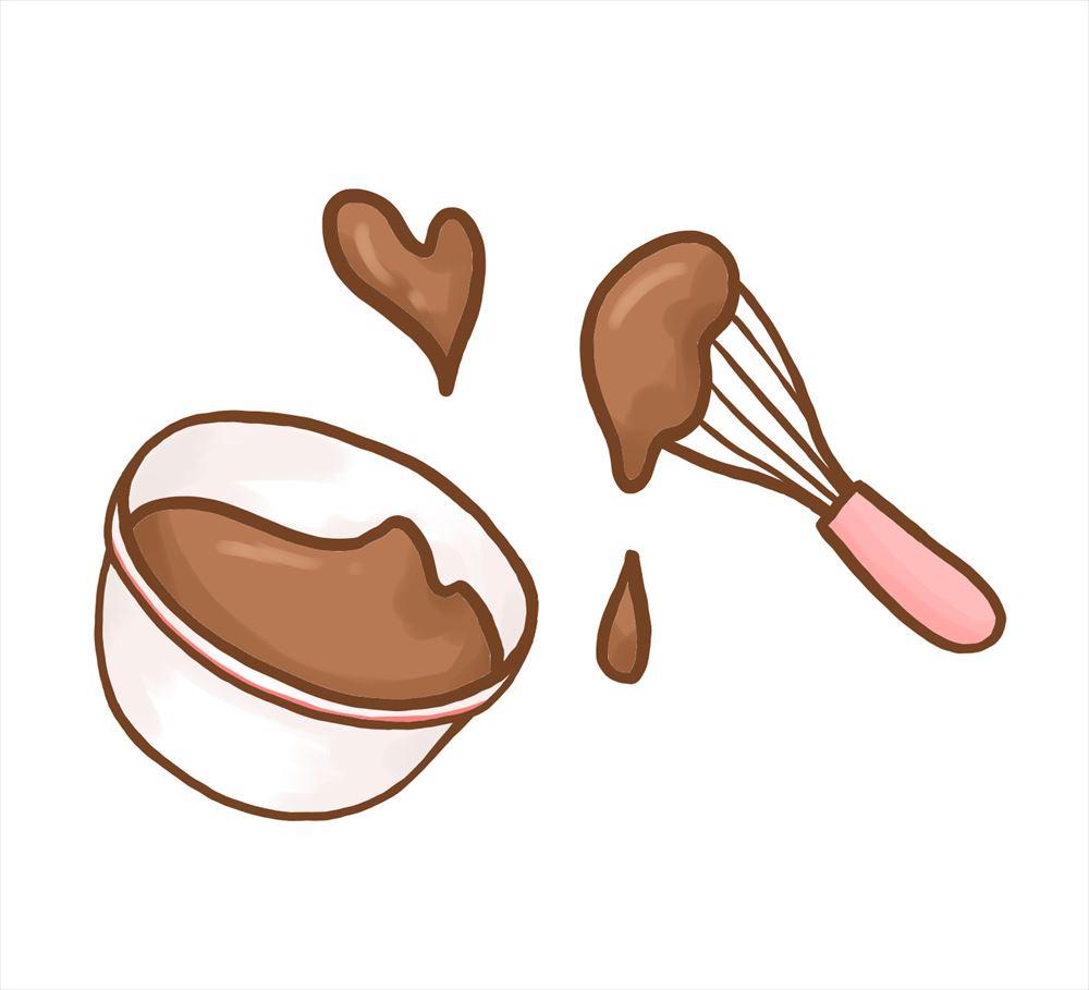 チョコを湯せんするのって面倒くさい!