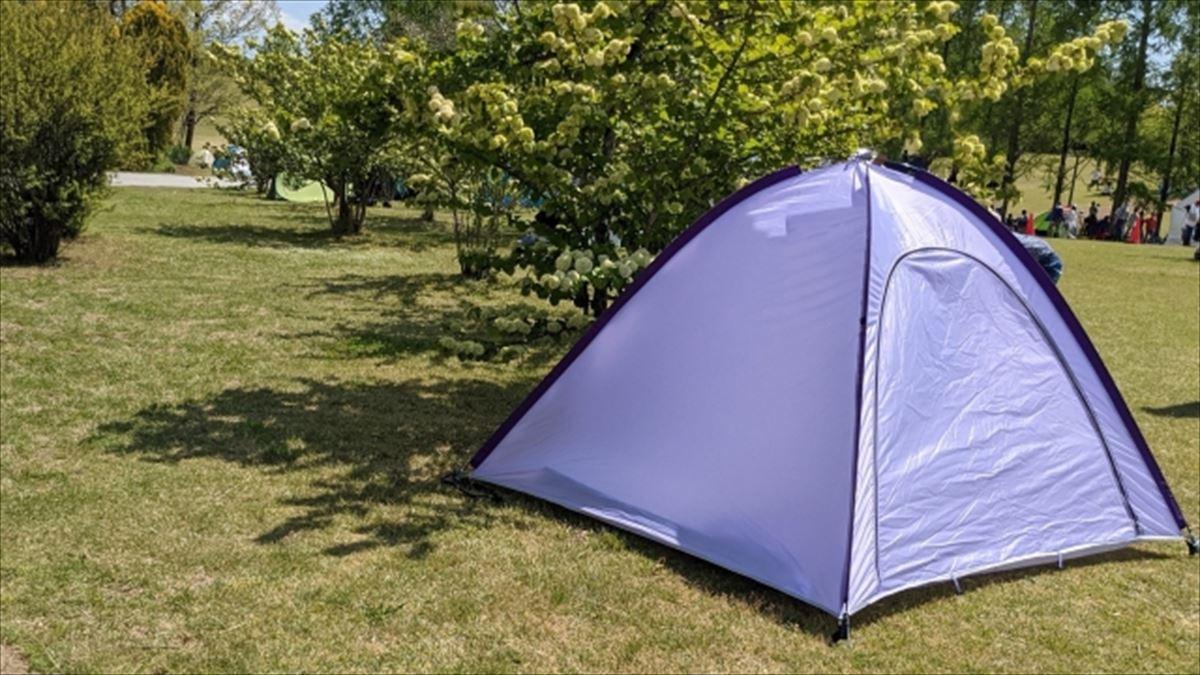 ポップアップテント公園用の最適なサイズは?フルクローズがいい?おすすめと冬やキャンプに使えるかについて